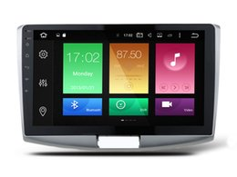 "Wholesale Mp3 Bluetooth Mirror - 10.1"" Octa-core Android 8.0 System Car DVD Radio For Volkswagen Passat CC B6 B7 Octa Core 4+32G RAM GPS BT WIFI 4G Mirror Screen OBD DVR"