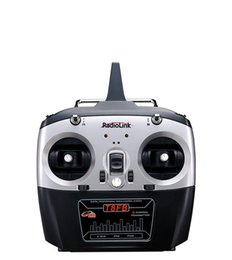 Wholesale Transmitter Receiver Combo - RadioLink T8FB 2.4GHz 8ch Transmitter R8EH Receiver Combo Remote Rontrol for RC Helicopter DIY RC Quadcopter Plane F18738 9