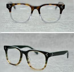 5b46fe408c7 Men Optical Glasses Frame Oliver Peoples OV5236 Brand Designer Square Frame  Eyeglasses Frames for Women Myopia Eyeglasses Frames with Case discount  designer ...