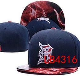 Wholesale Fiber Price - Factory Price adults Tigers Adjustbale Detroit Caps Hats Snapback Cap Headware