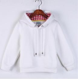 Wholesale Kids Panda Hoodie - 400g winter kids hoodies autumn grid children's garments pullover fleece hoodie Alvin and the Chipmunks Kung Fu Panda pattern