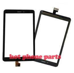 Wholesale Huawei Mediapad 3g - Wholesale- New Special Quality Touch Screen Digitizer Glass Lens For Huawei Mediapad T1 8.0 3G S8-701u   Honor Pad T1+Free Shipping