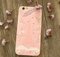 Wholesale Decorations For Mobile Phone Case - 2017 very hot new embossed art mobile phone shell cover, new mobile phone shell colour decoration 03