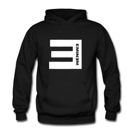 Wholesale cool hooded sweatshirts - Hip Hop Hoodies for Male Autumn Wear Men E BBOY Long Sleeved Hooded Pullovers Casual Loose Cool High Street Sweatshirts