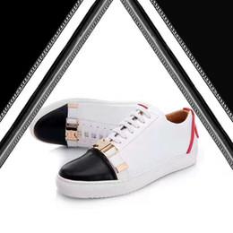 Nuovi pattini di cuoio genuini di lusso scarpe basse progettista di marca  scarpe da passeggio casuali uomini lace up comode scarpe taglia 38-46  comfortable ... b61ea088625