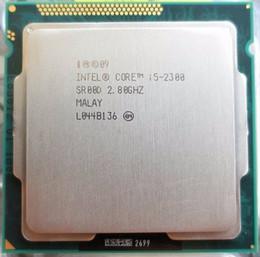 Processore intel 1155 online-Processore CPU Intel Core i5 2300 2,80 GHz / 1 MB / 6 MB socket 1155 (SR00D)