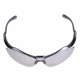 Wholesale Sunglasses Motocycle - Wholesale-New Sports UV Protective Goggle Motocycle Running Outdoor Sunglasses