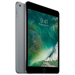 Wholesale Refurbished Ipad 16gb - Refurbished iPad mini 4 Cellular 16GB 64GB 128GB Original Apple IOS Tablet A8 7.9 inch with Touch ID Tablet PC
