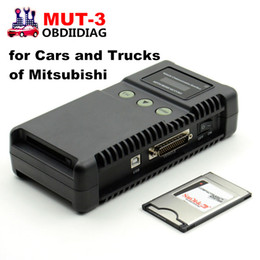 Wholesale Diagnostic Scanner For German Cars - Mut III Scanner for Mitsubishi MUT3 for Cars and Trucks Diagnostic tool MUT-3 formitsubishi mut 3