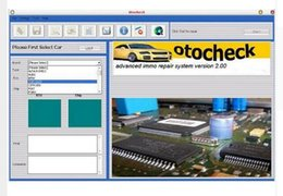 Wholesale 2016 the newest Software Otochecker Otocheck Immo Cleaner send online fast send after you place the order