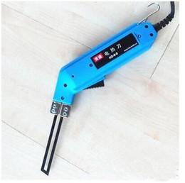 Wholesale foam cutters - KD-5 Foam sponge KT board electric cutter, foam cutting electric knife, foam cutting machine