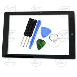 """Wholesale Tablets Screen Repairs - Wholesale- 10.8"""" inch Touch Screen for Chuwi HI10 plus CWI527 Tablet Panel Digitizer Glass Sensor Replacement with Free Repair Tools"""