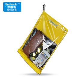 Wholesale Dry Bag Ipad - Wholesale-Outdoor Canoe Floating Boating Kayaking Camping Water-Resistant Waterproof Dry Bag For Mobile Phone IPAD travel kits