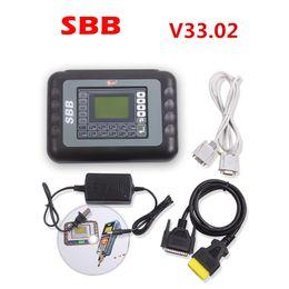 Wholesale Silica Sbb Key Programmer - 2017 Newest Multi-language Silca SBB v33 Newest Auto key Programmer SBB silica V33.02 key programmer SBB Key Pro Locksmith