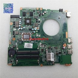 Wholesale Motherboard Hp Pavilion - A10-5745M DAY23AMB6F0 763428-501 For HP Pavilion 17 17-F Series Motherboard Mainboard Fully Tested & Working perfect