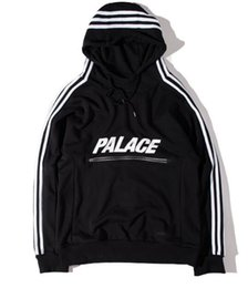 Wholesale Quality Women S Clothing Brands - kanye west Hoodie palace Men Women 1:1 High Quality Cotton Brand Clothing Reflective off white yeezus Skateboards Sweatshirts Hip Hop Hoodie