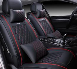 Wholesale Vios Cars - car seat cover for car floor mat for Volkswagen Touran PoloToyota RAV4 Land Cruiser Camry Corolla Vios BMW 325Li 525L