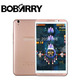 Wholesale Dual Core Ips Mp - Wholesale- BOBARRY Octa Core 8 inch Double SIM card M8 Tablet Pc 4G LTE phone mobile 3G android tablet pc 4GB RAM 64G ROM 8 MP IPS