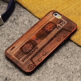 Wholesale Wood Pattern For Carving - Slim Genuine Wooden Backplate Hybrid Case for Apple iPhone 6s Plus,Print Hard Cover Unique Handmade Natural Floral Wood Pattern Carving Case