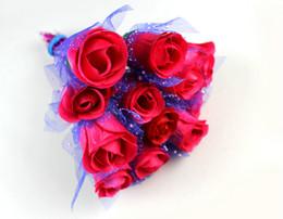penna a sfera coreana Sconti All'ingrosso Stile coreano Simulato Rosa Penna a sfera Penna Celebrazione Matrimonio Artigianato Creativo Cancelleria Per Bambini regali Cancelleria per ufficio