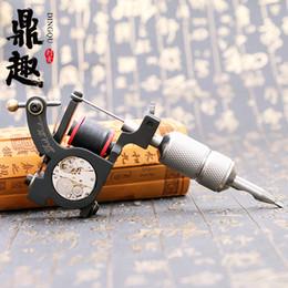 Wholesale Tattoo Guns Design - New Design Tattoo Supply Liner Machine Wrap 10 Coils Handmade Tattoo Gun Top Quality Hot Sale TM2120