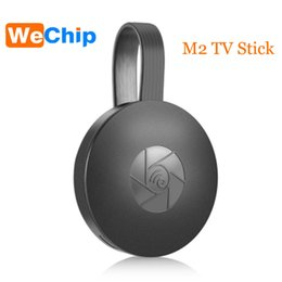 Wholesale Wireless Wifi Adapter Tv - G2 Wireless WiFi Display Dongle Receiver 1080P HD TV Stick Airplay Miracast Media Streamer Adapter Media for Google Chromecast 2
