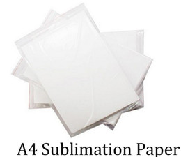 Wholesale 3d Printer Glass - 100 Sheets A4 Sublimation Paper For 3D Sublimation machine Ink Printer High Transfer Rate Mug,Glass Rock For Heat Press Machine