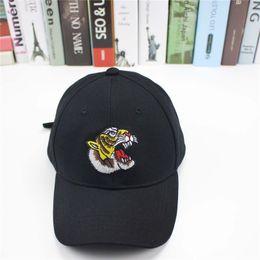 Wholesale Black White Snapbacks - Tigers Snapback Baseball Caps Leisure Hats Popular Snapbacks Hats outdoor golf sports hat for men women