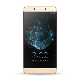 dual quad snapdragon chinese phone Promo Codes - Original Letv LeEco Le Max 2 Le X820 Mobile Phone Snapdragon 820 Quad Core 4GB RAM 32GB ROM 21MP 2K Screen 2560*1440P 5.7 Inch Smartphone