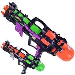 Wholesale Classic Toy Guns - Lovely Classic Plastic Airsoft Pistol Long Range Water Gun Summer Kids Beach Sand Toy Gun for Fun