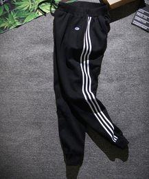 Wholesale Skinny Sports Sweatpants - Fashion men pants Virgil Abloh Sport Jogger Sweatpants Jogging Sweat pants Pyrex Version pants Pyrex Version