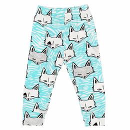 Wholesale Toddler Boys Shorts Pattern - Kids Toddler Baby Boys Girls Animal Pattern Harem Pants Trousers 0-2Y