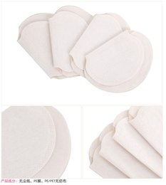 Wholesale Fast Sheets - Fress shipping fast delivery disposable Sweat Pad Antiperspirant Underarm Armpit Guard Sheet Shield Guard Liner Dress