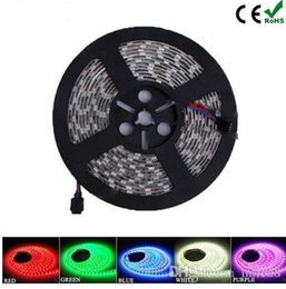 Wholesale Cooler Manufacturers - manufacturer sale LED Strip Light 3528 5050 SMD RGB White Warm Green Red Waterproof nonWaterproof 300LEDs 3000 LM Flexible Single Color