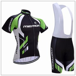 Wholesale merida bike clothing - 2018 team Merida Cycling jersey bike cycling clothing ropa ciclismo short sleeve quick dry maillot ciclismo racing bicycle sportswear D2504