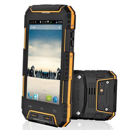 Wholesale Unlocked Waterproof Phones Dual Sim - RugGear RG702 IP68 Waterproof smart Phone Dual SIM Android Unlocked