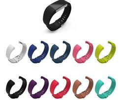 fitbit charge bands Promo Codes - Soft Silicone TPU Replacement Strap For Fitbit Charge 2 Heart Rate Smart Wristband Bracelet Watch Bands