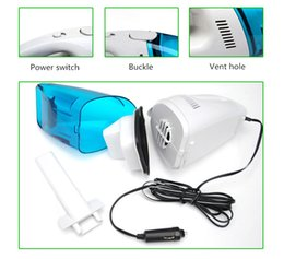 Wholesale High Power Vacuum Cleaner Portable - Wholesale- 2017 High Quality 60W Super Power Car Vacuum Cleaner Universal Super Suction Vacuum Cleaner Portable Handheld Car Dust Collector