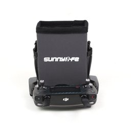 Wholesale Foldable Sunshade - Wholesale- 4.7 5.5 inch Foldable Smartphone Monitor Hood FPV Sunshade Sunvisor Cover+ Adjustable Neck Strap for DJI MAVIC Pro