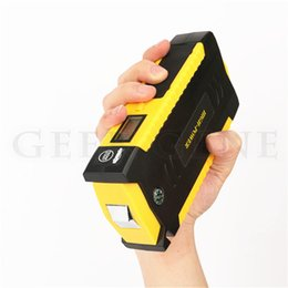 Wholesale 12v Mobile Battery - High Capacity 16000mAh Petrol Diesel 12V Power Bank Mobile Starting Device Car Battery Charger For Auto Buster