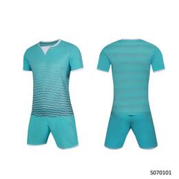 Wholesale Custom Blank Jerseys - Perfect blank soccer jerseys custom name number football shirts AAA quality big size XXL XXXL futbol