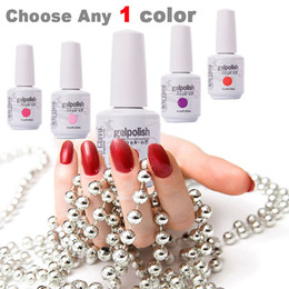Wholesale Printer For Nails - Wholesale- Premium Quality 220 Colors Arte Clavo Any One UV Lamp For Printer Lacquer Nail Gel Polish Soak Off Gel Nails