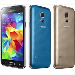 Orijinal Samsung Galaxy Mini S5 G800F 4G FDD LTE Akıllı Telefon Dört Çekirdekli Ab Sürüm Kilidini Cep telefonu supplier fdd lte phones nereden fdd lte telefonlar tedarikçiler