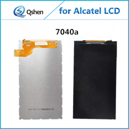 Wholesale Lcd Screen Display For C7 - for Alcatel one Touch POP C7 OT7040A 7040E 7041D 7040 LCD Display Touch Screen Digitizer Repair Parts