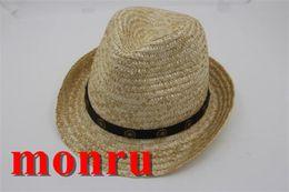 Wholesale Hollow Out Jazz Hat - more style leather New Arrive Panama Hats Hollow-out Summer Hat Woman Men Jazz Cap Boys Girls Retro Beach Hat men   women