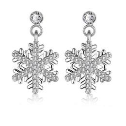 Wholesale Bell Flower Earring - Jingle Bell Snowing Earrings