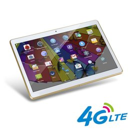 Wholesale Network Usb Webcam - 9.7-inch 4G LTE Network tablet octa-core dual SIM mobile phone call dual camera 8.0MP 64ROM IPS screen GPS WiFi Android Tablet PC 10