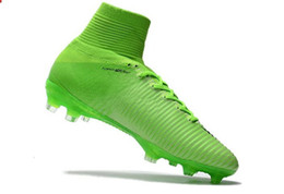 Wholesale Generation Green - Mercurial Superfly CR7 FG Soccer shoes,2017 new 11 generation top assassin Bangzhen carbon fiber bottom fly line CR7 exclusive soccer shoes