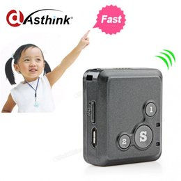 Wholesale People Time - GPS GSM SMS Gprs Tracker Rf-v16 Real-time Tracking Mini Size Sos Communicator Gps Tracker kids people Gprs Tracker