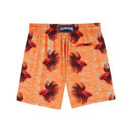 Top Qualität Neu kommen mann bermuda masculina Shorts Herren Board Shorts Sommer Print Rote Garnelen Strand tragen Quick Dry Silber von Fabrikanten